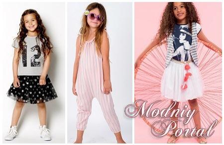 Детская мода для девочек | Мода 2015 | Мода