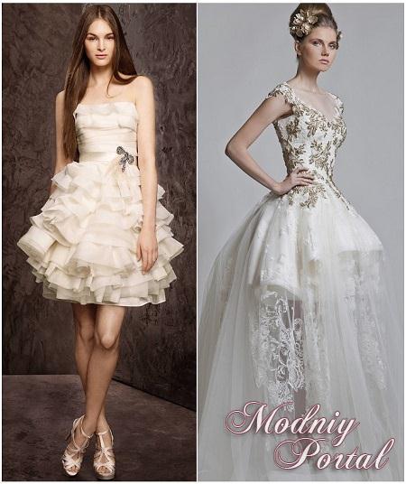 свадебные платья 2015. Фото | Мода 2015