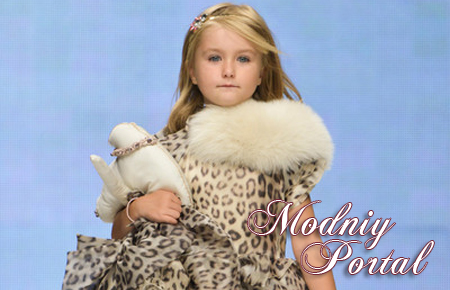 Модная детская одежда для девочек