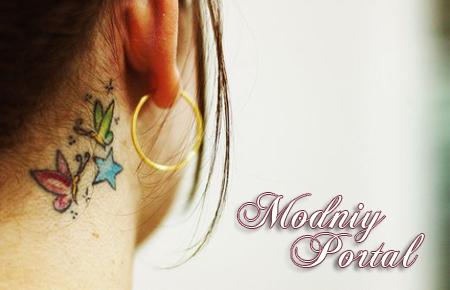 Что нужно знать про татуировки на шее