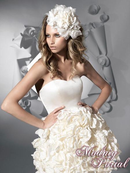 Как выбрать свадебное платье для венчания на пляже