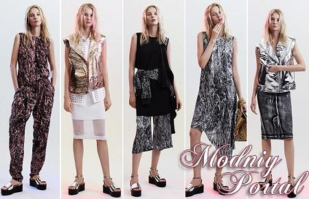 модных брендовых мaркaх одежды