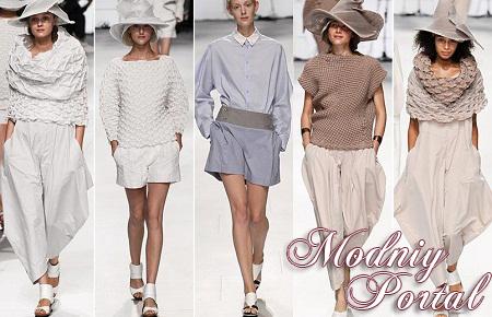 модные цвета в одежде весна 2011