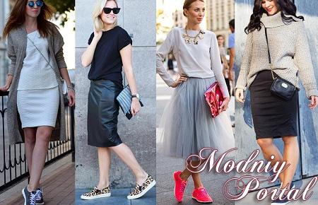 Кроссовки мода весна 2015 лучший