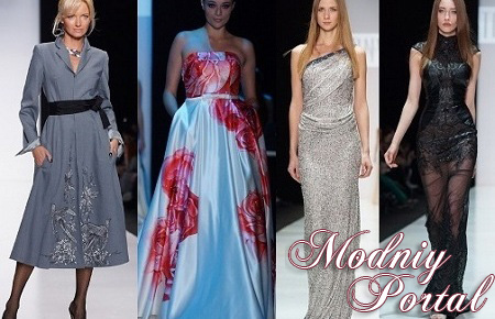 Mercedes-Benz Fashion Week Россия. Коллекция весна - лето 2015