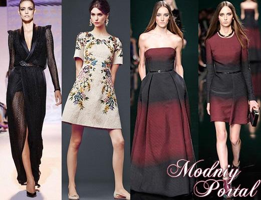 Модные платья 2015 | Мода 2015 | Мода