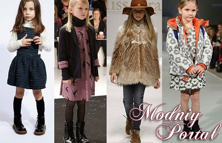 Особенности детской модной одежды 2014 | Тенденции | Мода