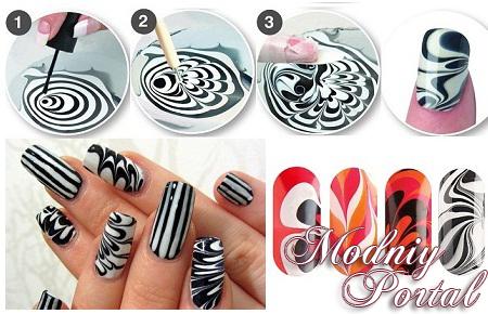 Новые тенденции в дизайне ногтей 2016-2017