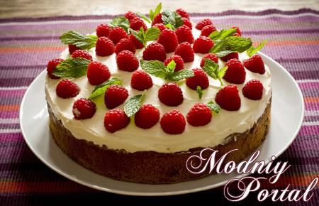 Модные рецепты домашних тортов