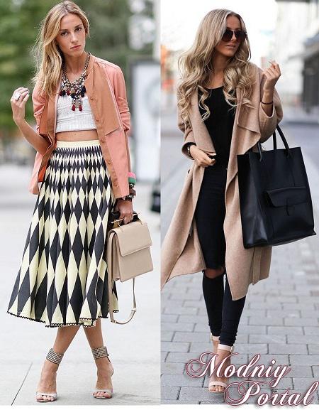 И верхняя одежда мода 2015 мода