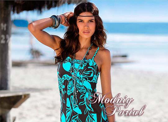 Купить модное летнее платье в интернет-магазине недорого с длиной