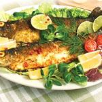 Диета рыбная