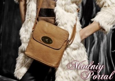 Среди женских сумочек модели модной